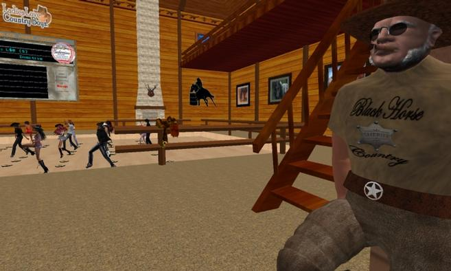 Second Life: Black Horse Country