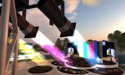 Second Life: DBC Live Cross Media Events